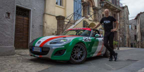 Todi to Orvieto in a Mazda MX-5 Open Race | A CarAdvice Feature