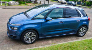2015 Citroen C4 Picasso Review: New baby weekender