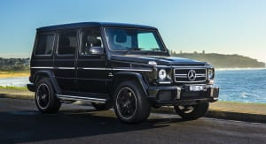 2015 Mercedes-Benz G63 AMG Review: the