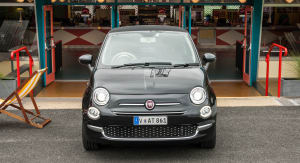 A retro ramble around Sydney in the Fiat 500C Lounge