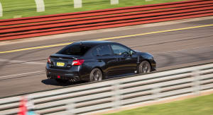 2016 Subaru WRX Review:: Sandown Raceway weekender