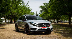 Mercedes-Benz GLA45 :: week with Review