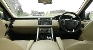 Range Rover Sport :: Lifestyle Review