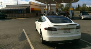 Tesla Model S road trip – can an electric car do long-distance driving?