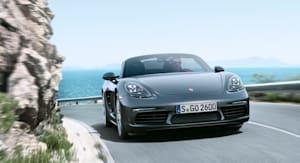 2016 Porsche 718 Boxster:: Taxi Ride Experience