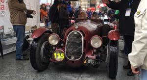 Mille Miglia, barn finds and Alfa Romeo