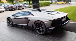 Lamborghini Factory Tour