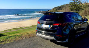 Destination Drive:: Sydney to Port Macquarie via Putty Rd in the 2016 Hyundai Santa Fe SR
