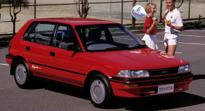 Toyota Corolla retrospective:: A look back at 50 years of the world