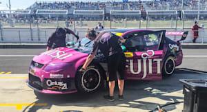 Hot laps at Bathurst in a Holden Commodore VFII SS-V Redline