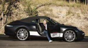 Porsche Woman With Drive Drive Day