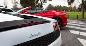 Supercar Drive Day with Unique Car Rentals