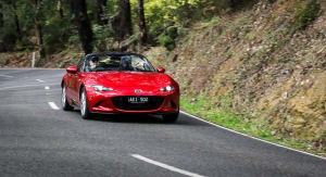 2016 Mazda MX-5 Roadster Review:: Father