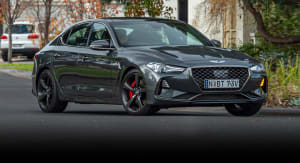 2019 Genesis G70 2.0T Sport review