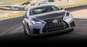 2019 Lexus RC F, RC F Track Edition review
