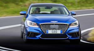 2019 Genesis G80 review