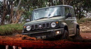 2019 Suzuki Jimny manual review: Off-road