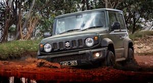 2019 Suzuki Jimny manual review: Off-road