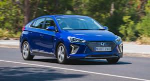 2019 Hyundai Ioniq Plug-in Premium review