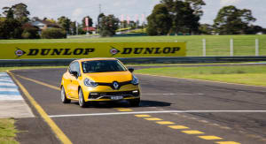 2015 Renault Clio RS200 Review:: Sandown Raceway weekender
