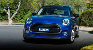 2019 Mini Cooper 5-Door manual review