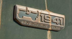 Jeep 75th Anniversary Flashback