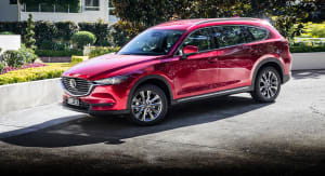 2019 Mazda CX-8 Asaki review