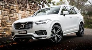 2019 Volvo XC90 long-term review: Urban driving
