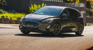2019 Ford Focus Titanium review