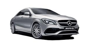 Mercedes-AMG CLA45