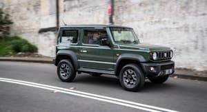 2019 Suzuki Jimny manual review: City driving