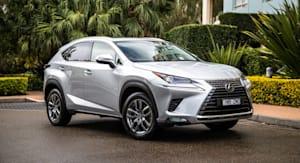 2019 Lexus NX300 Luxury FWD review