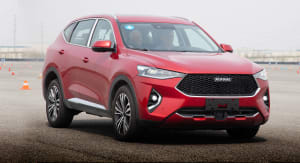 2019 Haval F7 review: Quick drive