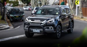 2019 Isuzu MU-X LS-T review