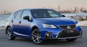 2020 Lexus CT 200h Hybrid