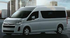 2020 Toyota HiAce