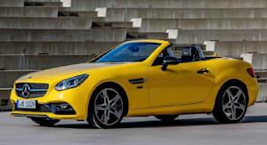 2020 Mercedes-AMG SLC43