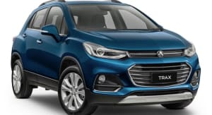 2020 Holden Trax