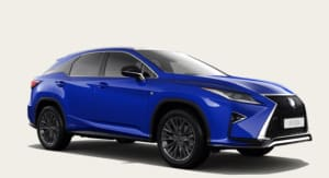 2020 Lexus RX450h