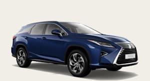 2020 Lexus RX450hL