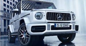 2020 Mercedes-AMG G63