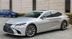 2020 Lexus LS500h (Hybrid)