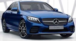 2020 Mercedes-AMG C43