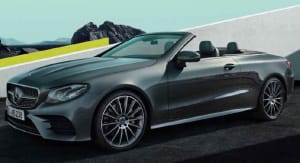 2020 Mercedes-AMG E43