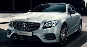 2020 Mercedes-Benz E450