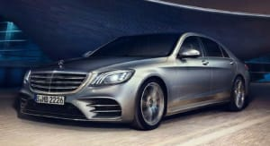 2020 Mercedes-Benz S350