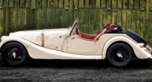 2020 Morgan Roadster