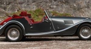 2020 Morgan Plus 4
