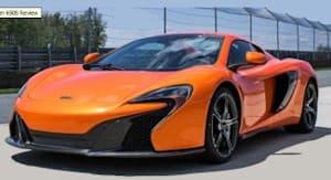2020 McLaren 650S
