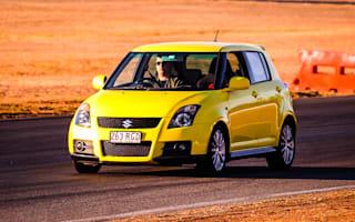 2010 Suzuki Swift Sport review